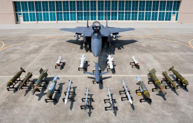 Những vũ khí uy lực nhất của quân đội Hàn Quốc - ảnh 2