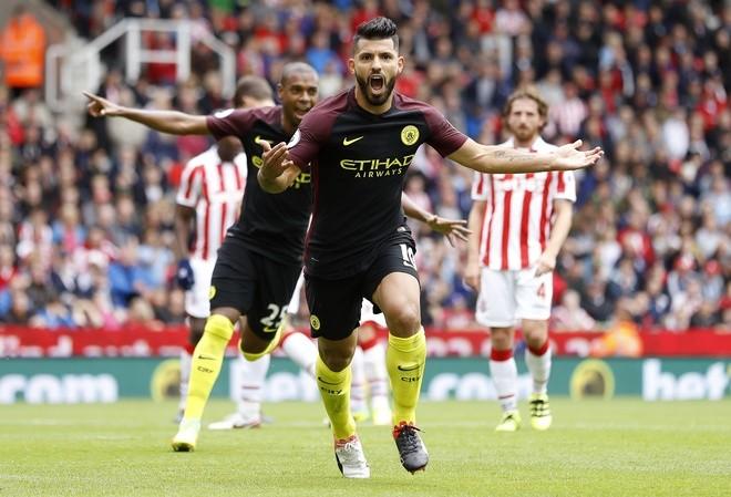 Vòng 3 Ngoại hạng Anh: Song mã thành Manchester đua tài - ảnh 10