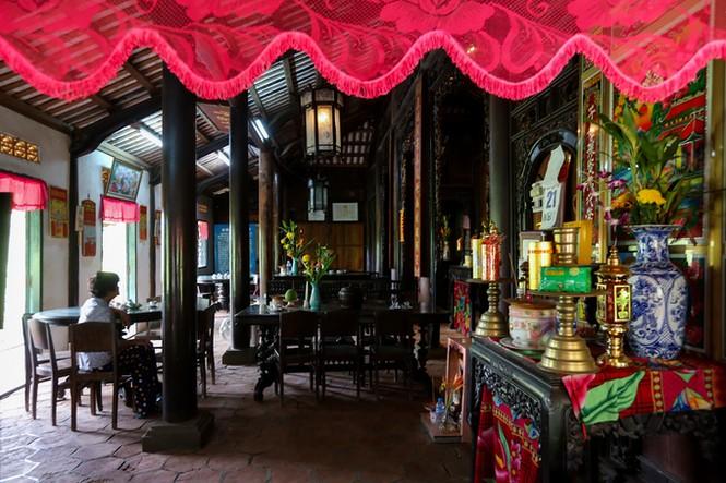 Ngôi nhà cổ kiến trúc Huế có hơn trăm cột ở miền Tây - ảnh 6