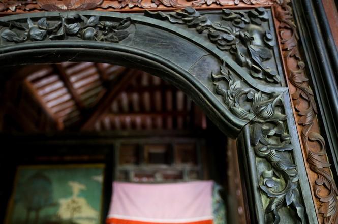 Ngôi nhà cổ kiến trúc Huế có hơn trăm cột ở miền Tây - ảnh 9