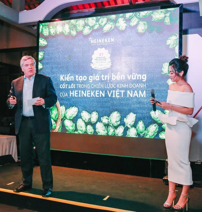 HEINEKEN Việt Nam công bố Báo cáo Phát triển bền vững lần thứ 5 - ảnh 1