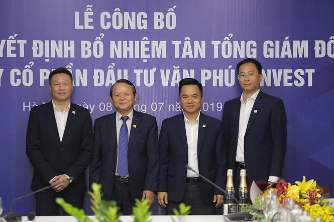 Ông Đoàn Châu Phong trở thành Tân Tổng giám đốc Cty CP Đầu tư Văn Phú-Invest - ảnh 1