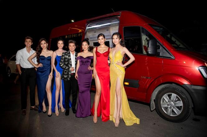 Dàn sao Việt đổ bộ Chung khảo phía Bắc Miss World Vietnam 2019 - ảnh 2