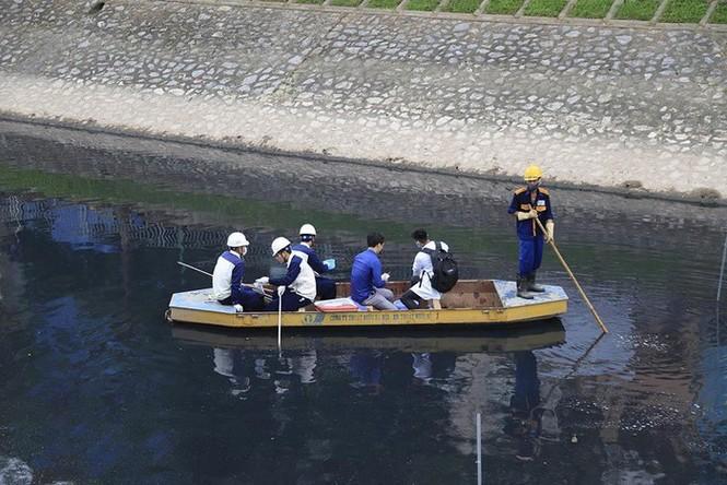 'Sông Tô Lịch như người bệnh, chỉ đỡ xấu chứ không thể sạch' - ảnh 3