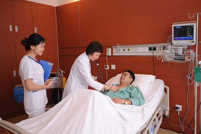 Vingroup hợp tác xây dựng 'trung tâm xuất sắc' về tim mạch và ung bướu - ảnh 2