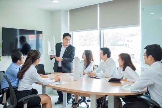 Doanh nghiệp BĐS uy tín được bình chọn là nơi làm việc tốt nhất Châu Á 2019 - ảnh 1