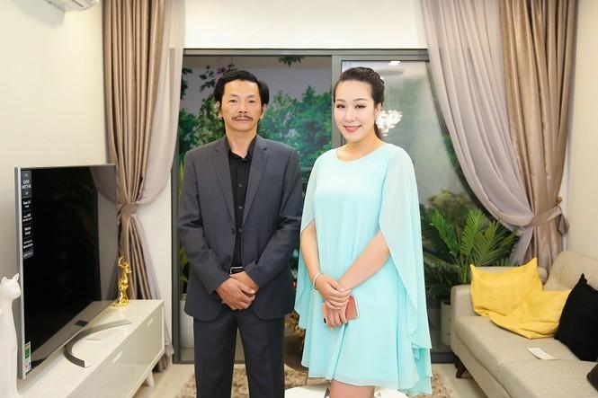 Hoa hậu Ngô Phương Lan: 'Công nghệ thông minh giúp gia đình gần nhau hơn' - ảnh 5