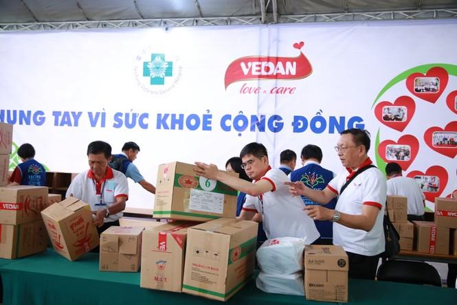 Vedan Việt Nam và hành trình 8 năm đồng hành cùng sức khỏe cộng đồng - ảnh 2