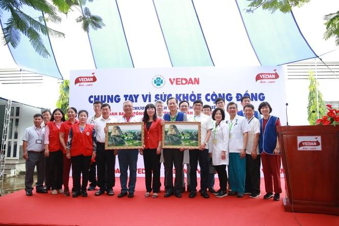Vedan Việt Nam và hành trình 8 năm đồng hành cùng sức khỏe cộng đồng - ảnh 4