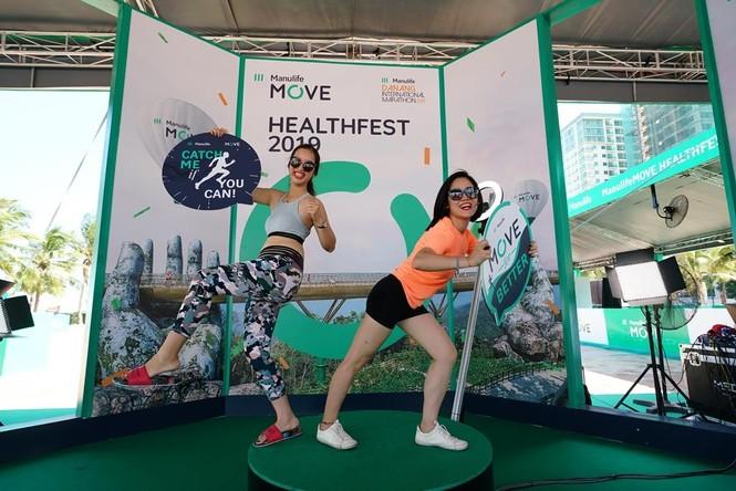 Hàng ngàn người cùng Manulife Việt Nam lan tỏa 'làn sóng vận động' - ảnh 1