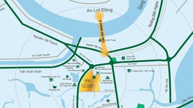 Asahi Land phân phối chính thức dự án Eco Green sài Gòn - ảnh 1
