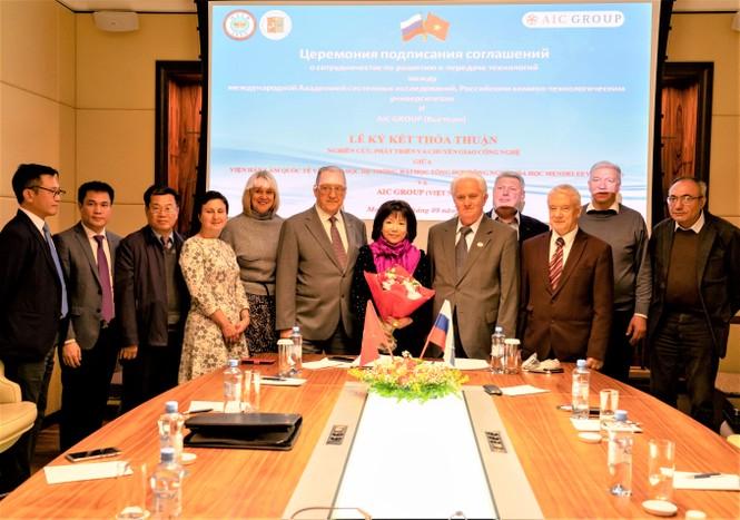Liên Bang Nga chuyển giao nhiều công nghệ hiện đại cho Việt Nam  - ảnh 1