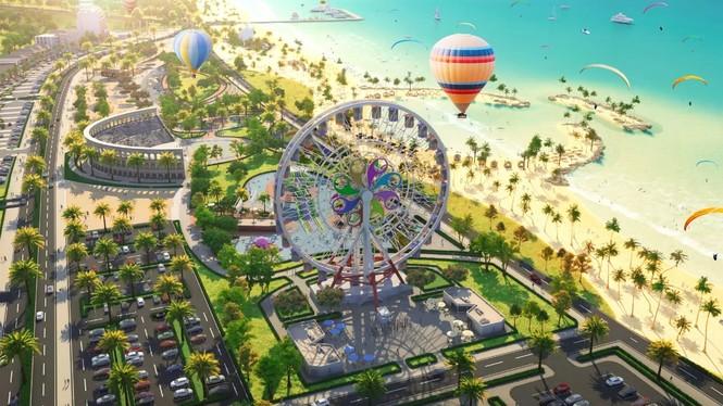 Bình Thuận kỳ vọng thành trung tâm du lịch thể thao biển - ảnh 3
