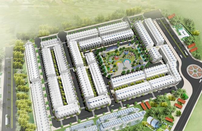 Xu hướng đầu tư đất nền, nhà phố ven khu công nghiệp - ảnh 1