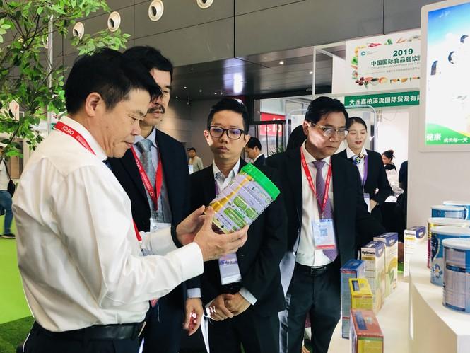 Vinamilk gây ấn tượng với thị trường tỷ dân Trung Quốc - ảnh 1