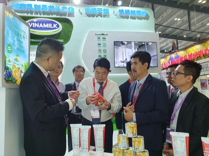 Vinamilk gây ấn tượng với thị trường tỷ dân Trung Quốc - ảnh 2