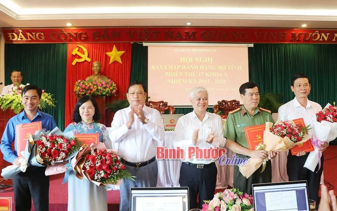 Ban Bí thư Trung ương Đảng chỉ định nhân sự 3 tỉnh - ảnh 2