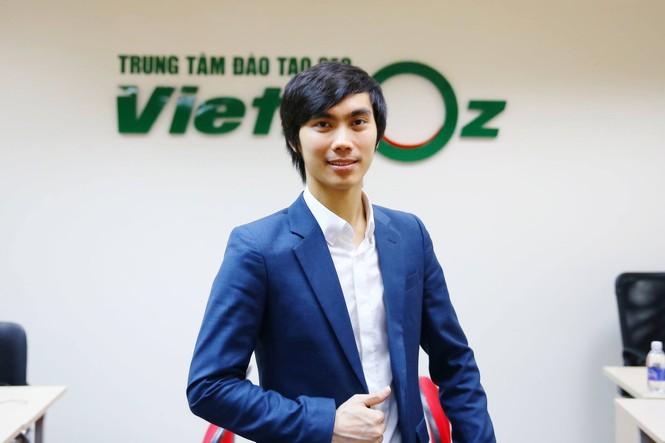 CEO Nam Lê_người thành đạt_giáo dục nghề