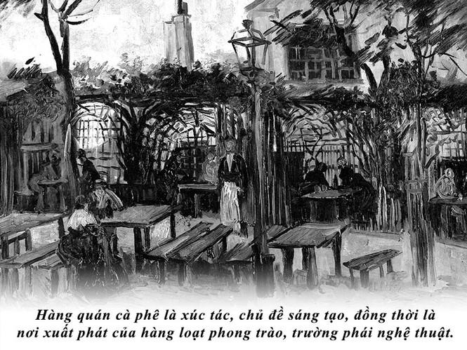 Kỳ 53: Danh họa Vincent Van Gogh và những quán cà phê đi vào lịch sử  - ảnh 3