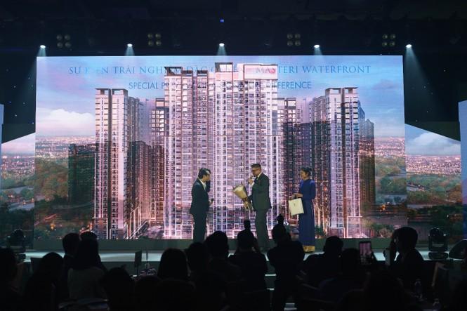 Masteri Waterfront và đối tác đồng hành Hà Anh Tuấn: Chia sẻ cùng một giá trị - ảnh 4