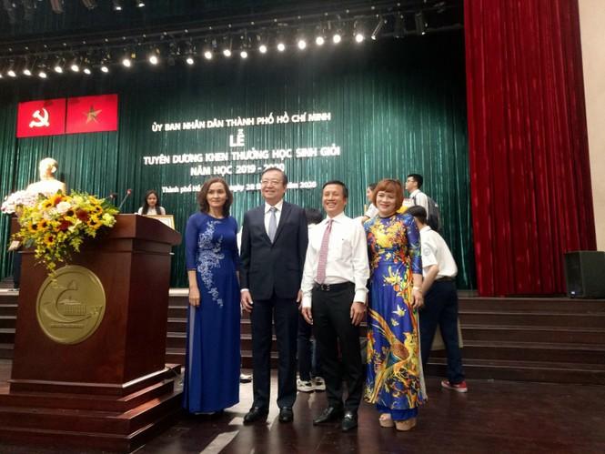 BITEX đồng hành cùng Lễ tuyên dương khen thưởng học sinh giỏi TPHCM - ảnh 1