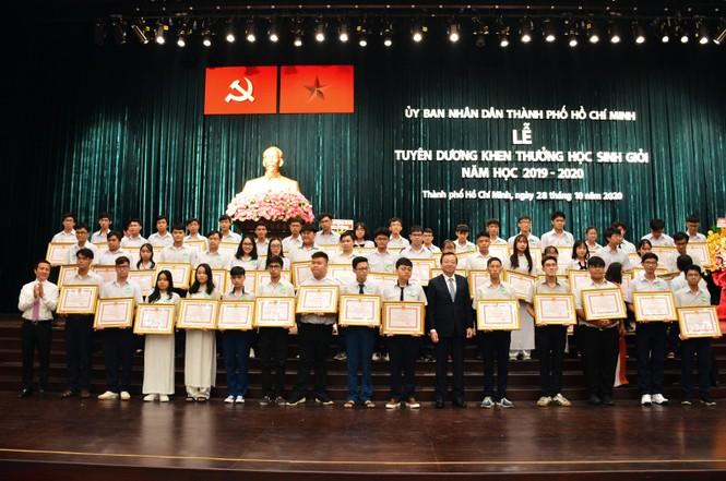 BITEX đồng hành cùng Lễ tuyên dương khen thưởng học sinh giỏi TPHCM - ảnh 3