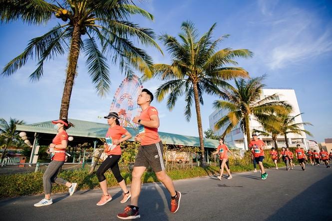 Choáng ngợp vẻ đẹp thiên đường của đường chạy xuyên rừng, tựa biển tại Vinpearl Phú Quốc - ảnh 8