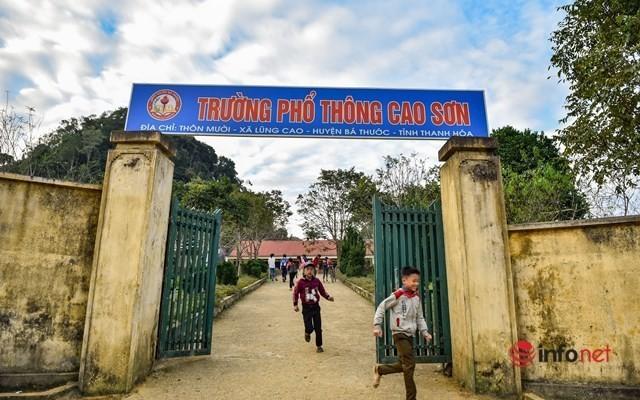Ngôi trường đặc biệt chỉ 'tuyển' thầy giáo ở Thanh Hóa - ảnh 1