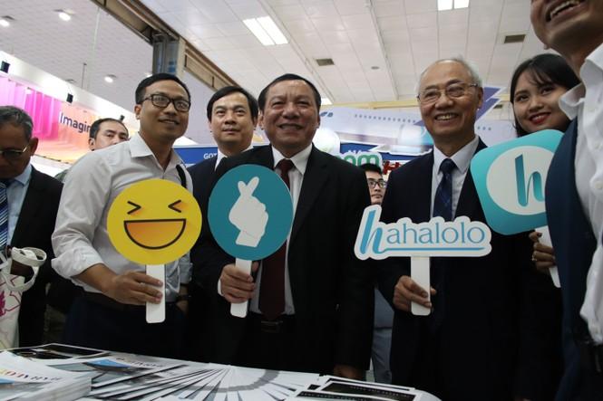 """MXH Hahalolo vinh dự nhận giải thưởng """"Công ty có sản phẩm công nghệ phục vụ khách du lịch - ảnh 1"""