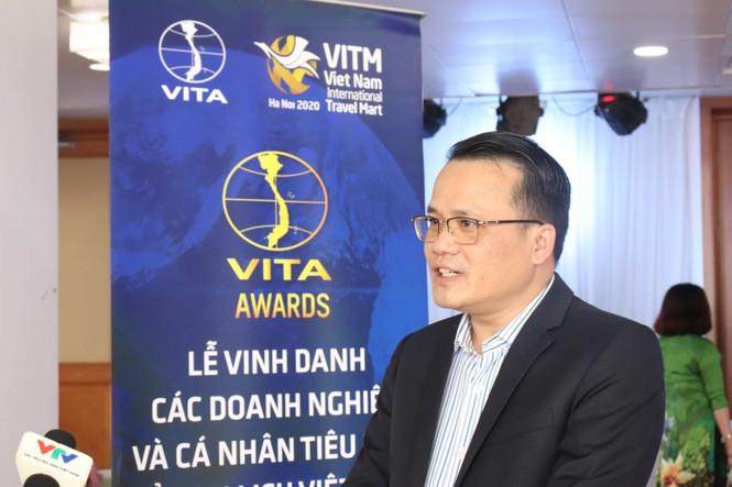 """MXH Hahalolo vinh dự nhận giải thưởng """"Công ty có sản phẩm công nghệ phục vụ khách du lịch - ảnh 2"""