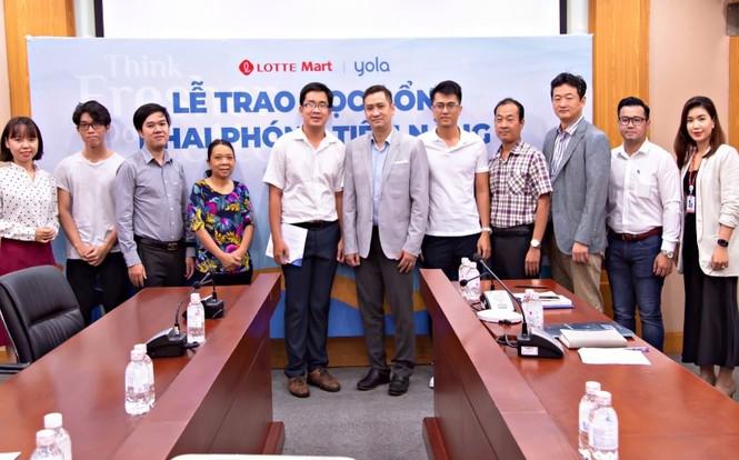 Lotte Mart và Yola trao học bổng khai phóng tiềm năng trị giá gần 180 triệu đồng - ảnh 3