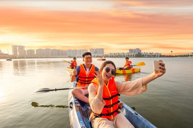 Chuỗi kỷ lục nối dài của đại đô thị Vinhomes Ocean Park - ảnh 4