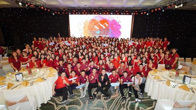 CEO đào tạo Rồng Việt: 'Chọn khác biệt trong giáo dục để không một ai bị bỏ lại phía sau' - ảnh 4