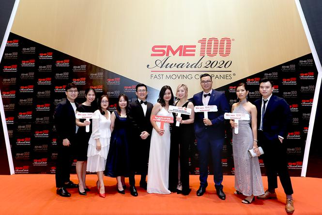 Startup Việt xuất sắc thắng giải thưởng SME100 ASIA 2020 - ảnh 3
