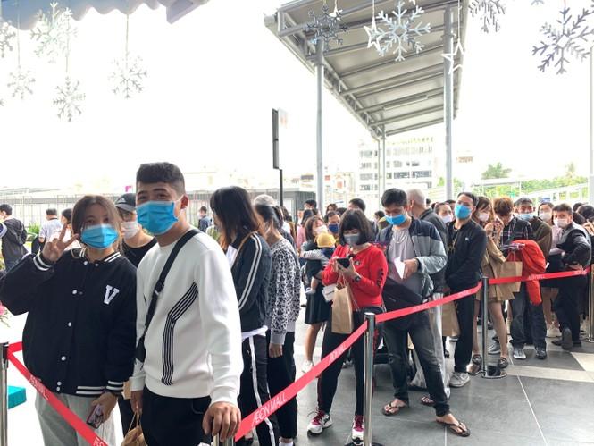 TTTM AEON MALL Hải Phòng Lê Chân đông khách trong ngày đầu tiên mở cửa 14/12