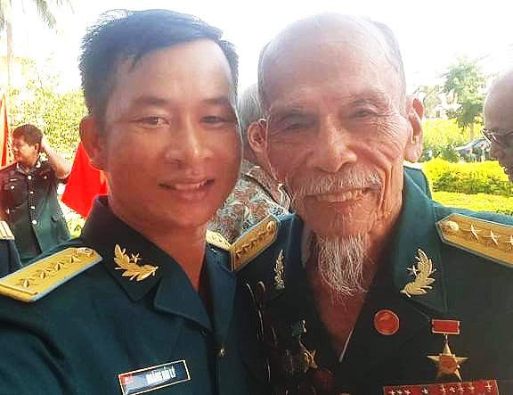 Sĩ quan Không quan kể chuyện về Anh hùng phi công Nguyễn Văn Bảy - ảnh 1