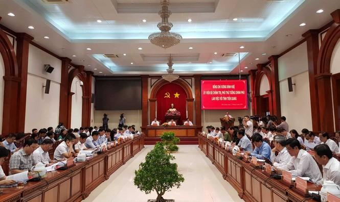 Phó Thủ tướng: Không để tiếp tục điệp khúc Cao tốc miền Tây, xây hoài không xong - ảnh 3