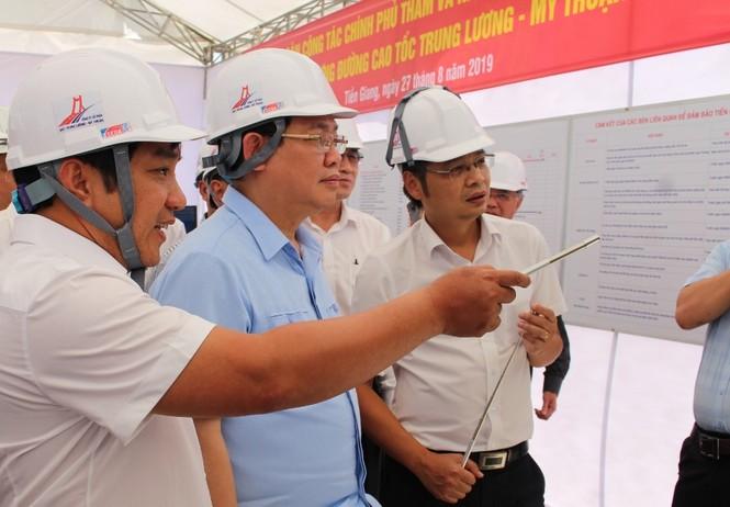 Phó Thủ tướng: Không để tiếp tục điệp khúc Cao tốc miền Tây, xây hoài không xong - ảnh 1