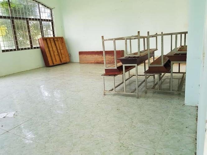 Lãng phí cơ sở trường đại học hàng chục tỷ đồng bỏ hoang nhiều năm - ảnh 10