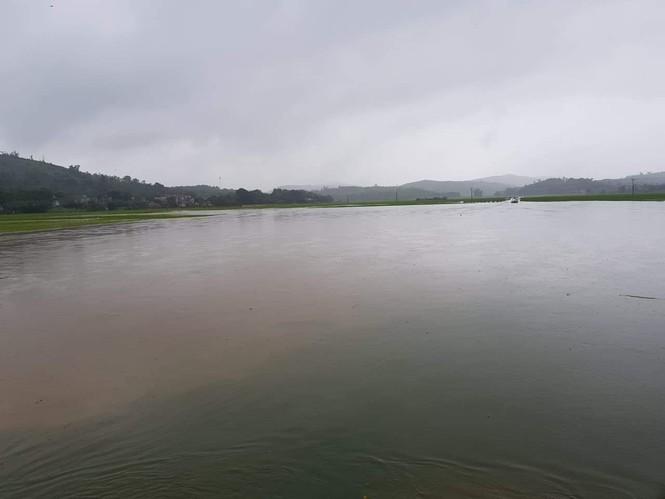 Thanh Hóa nhiều nơi lại ngập lụt, thiệt hại do mưa bão số 4 - ảnh 4