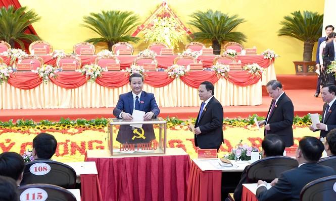 Bí thư và Chủ tịch tỉnh Thanh Hóa không tái cử Ban Chấp hành khóa mới - ảnh 1