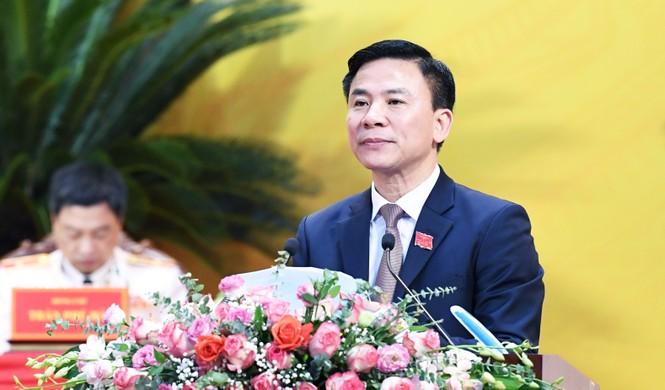 Ông Đỗ Trọng Hưng trúng cử Bí thư Tỉnh ủy Thanh Hóa - ảnh 1