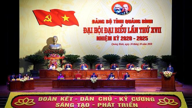 Quảng Bình: Đại hội diễn ra trong 1 ngày, du lịch vẫn là ngành kinh tế mũi nhọn - ảnh 2