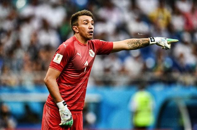 Top 10 thủ môn cứu thua nhiều nhất tại World Cup 2018 - ảnh 9