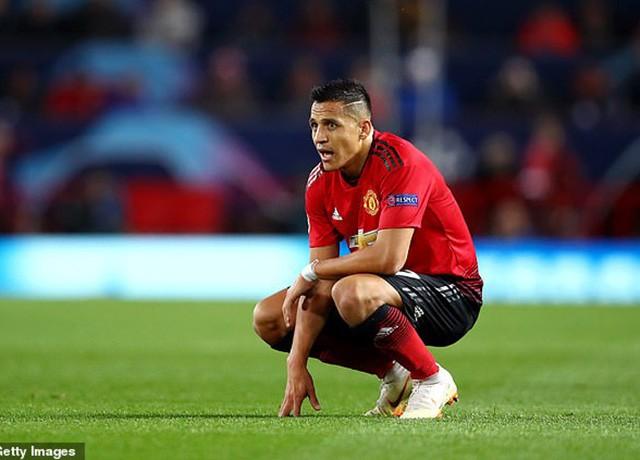 """M.U đạt được thỏa thận đẩy """"cục nợ"""" Alexis Sanchez rời Old Trafford - ảnh 1"""
