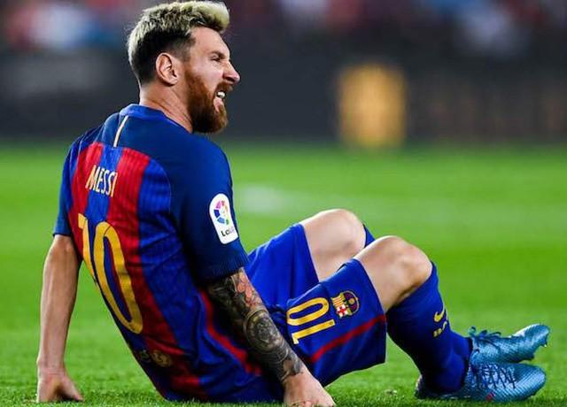 Chấn thương diễn biến xấu, Messi chưa thể trở lại - ảnh 1