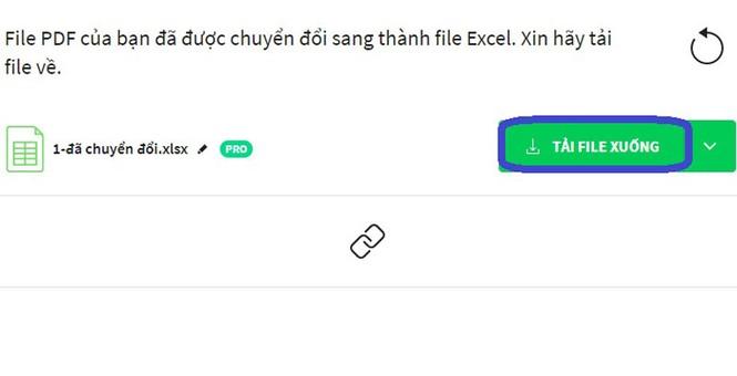Hướng dẫn chuyển đổi file PDF sang Excel không cần phần mềm - ảnh 4