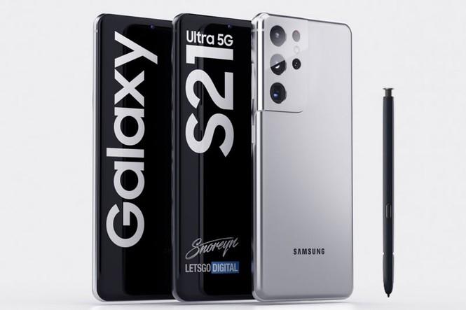 Rò rỉ dung lượng và màu sắc của Samsung Galaxy S21 Series  - ảnh 3