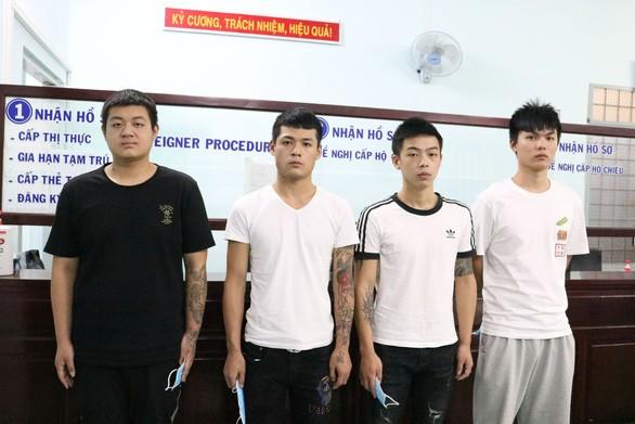 Kiên Giang: Trục xuất 4 người Trung Quốc nhập cảnh trái phép - ảnh 1