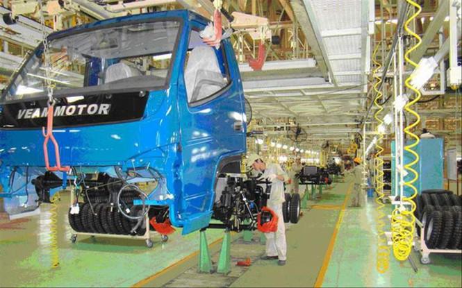 Dự án nhà máy ô tô đội vốn 1.400 tỷ: Thêm nhiều sai phạm của cựu chủ tịch VEAM - ảnh 1